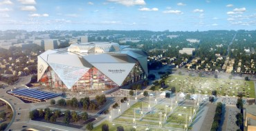 Mercedes-Benz Gets Naming Rights to Atlanta Stadium for Falcons, United, and More