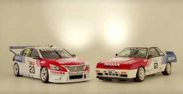 Nissan Celebrates 25th Anniversary of First Australian Touring Car Championship Win