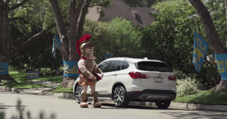 New BMW X1 Ads Launch in America