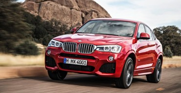2016 BMW X4 Overview
