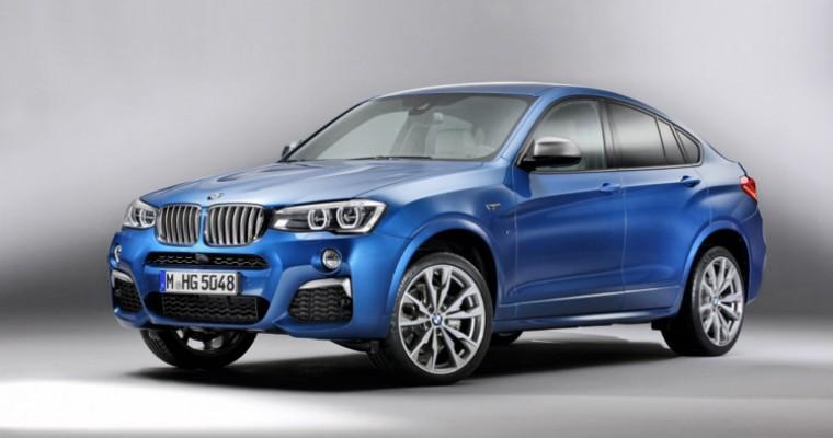 BMW Announces Detroit Auto Show Plans