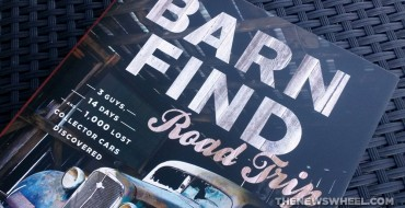Book Review: 'Barn Find Road Trip' Takes You Along for the Ride
