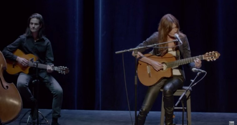 Ford France Taps Carla Bruni for New Ad Campaign