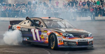 NASCAR Recap: Hamlin Wins First Race of Sprint Cup Playoffs Despite Torn ACL