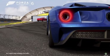 Ford GT Squares Off with Ferrari 458 Speciale in <em>Forza 6</em> Launch Trailer