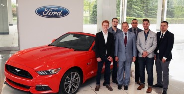 Ford Reveals First Five Winners of Annual William Clay Ford Automotive Design Scholarship