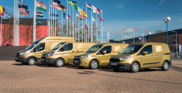 Ford Sales Up 12% in Europe in August