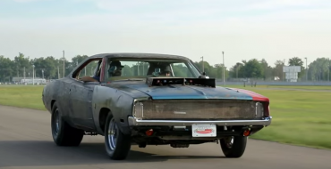 Roadkill's General Mayhem Dodge Charger Will Blow Your Mind