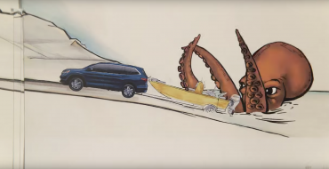 "Honda Debuts Stop-Motion ""Paper"" Ad During NFL Sunday on CBS"