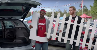 "[VIDEO] Funny ""Fence"" Commercial Begins Hyundai's NFL Campaign"