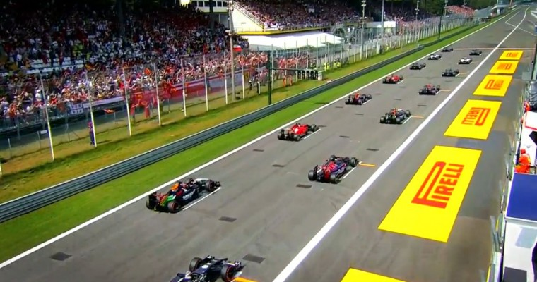 2015 Italian Grand Prix Recap: Not the Result the Tifosi Were Hoping For