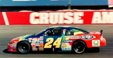 Jeff Gordon One Start Away From Breaking NASCAR's 'Iron Man' Record