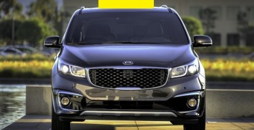 Kia Sedona Walks Away with Crown and Ultimate Minivan Title