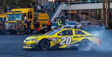 NASCAR Recap: Kenseth Dominates The Field At Richmond