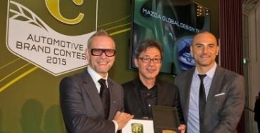 Mazda Wins Three Automotive Brand Contest Awards