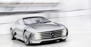 Mercedes-Benz Concept IAA Is a Sci-Fi Reality