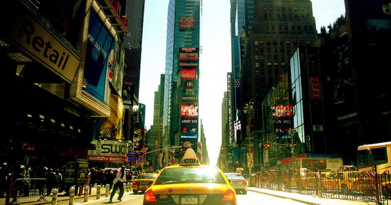 New York City Representatives Calling for Taxi Bailout