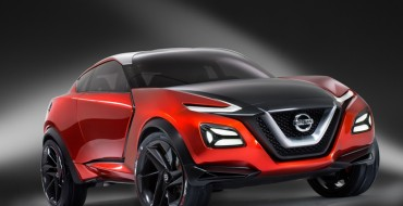 Nissan Introduces Gripz Concept Sports Crossover, and It Is Sweet