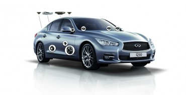 Bose and Infiniti Building Special Edition Q50