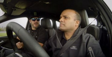 [Watch] Ken Block and Raj Nair Steal the Show in Episode 1 of <em>Rebirth of an Icon</em>