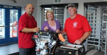 Flint Engine Operations Builds 1-Millionth 1.4-Liter Engine