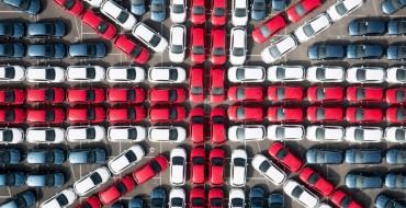 [Watch] 128 Vauxhall Astras Form Union Jack