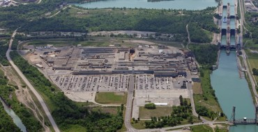 GM Canada's St. Catharines Powertrain Utilizes Micro-Hydro Energy