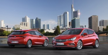 Opel Astra Pegged as Having Best-in-Class Total Cost of Ownership