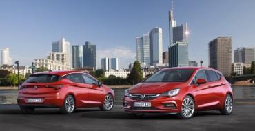 Opel Reveals New Astra Ahead of IAA