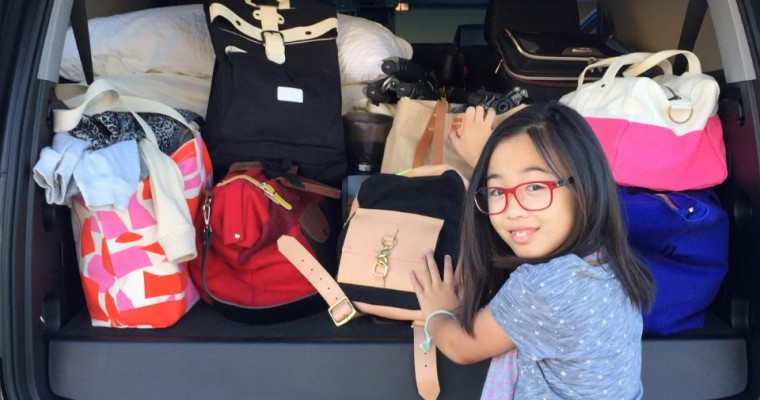 GMC: Our SUVs Haul Kids, Kid-centric Things