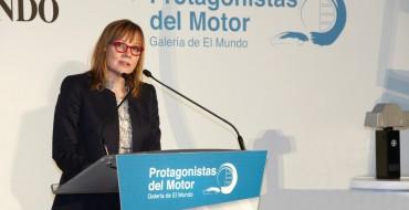 Mary Barra Wins Automotive Key Player Award