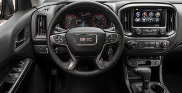 GMC Announces Android Auto for Four 2016 Models