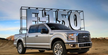 F-Series is Canada's Best-Selling Truck for a 50th Year