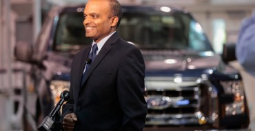 Raj Nair Out at Ford After Admitting to Inappropriate Behavior