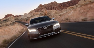 2016 Audi RS 7 Overview
