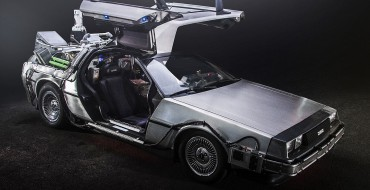 1985 DeLorean DMC-12 Doc Brown Overview