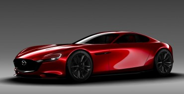 Mazda RX-VISION Wins 'Most Beautiful Concept Car of the Year'