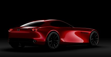 Mazda's Rotary Coupe Plans Still Just a Concept