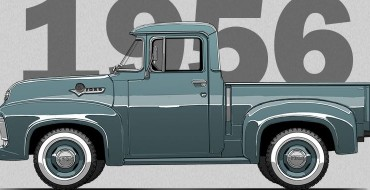 Check Out Ford's Interactive History of the F-Series