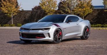 Chevrolet Prepares Red Line Series for SEMA Debut