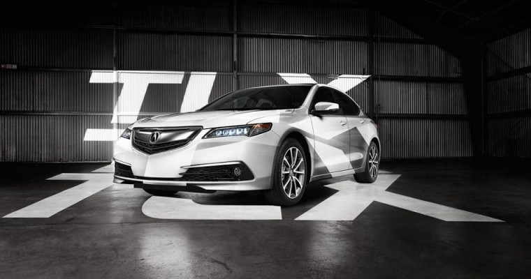 2016 Acura TLX Overview