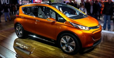 Chevy and LG Expand Partnership To Produce All-Electric Bolt