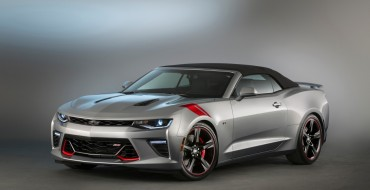 Two New 2016 Chevy Camaro SS Concepts Coming to SEMA [PHOTOS]
