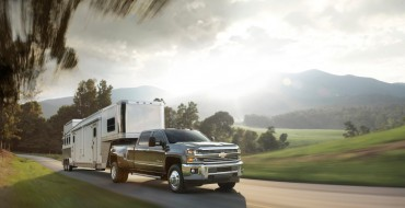 2016 Chevy Silverado Truck Tech Improved with Digital Steering Assist