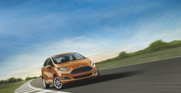 Ford Maintains UK Leads Despite Down Month in April