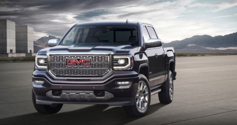 GMC's November Sales Skyrocket in Saudi Arabia