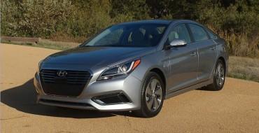 2016 Hyundai Sonata Hybrid Overview