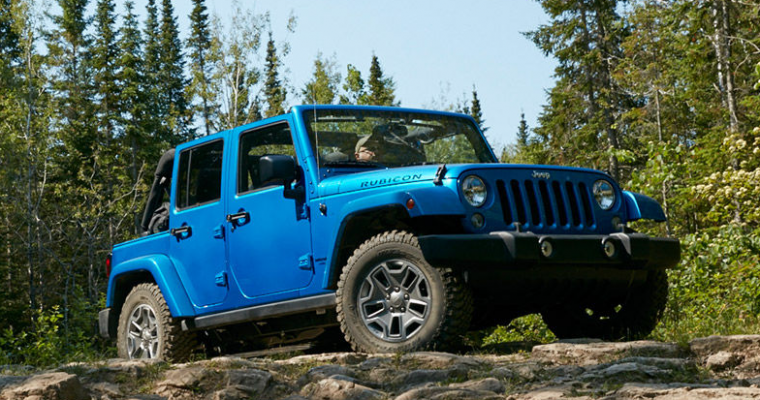 Jeep Wrangler Unlimited, Dodge Grand Caravan Win KBB.com 5-Year Cost-to-Own Awards