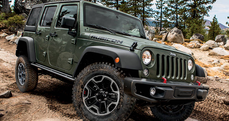 2016 Jeep Wrangler Unlimited Overview