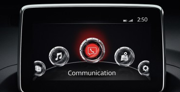Mazda and Toyota Announce Further Collaboration with Infotainment